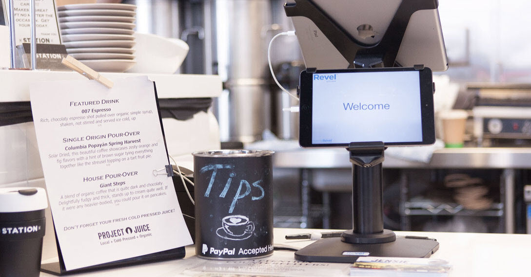 Initial Setup Package For Revel Systems Position Pos Madison
