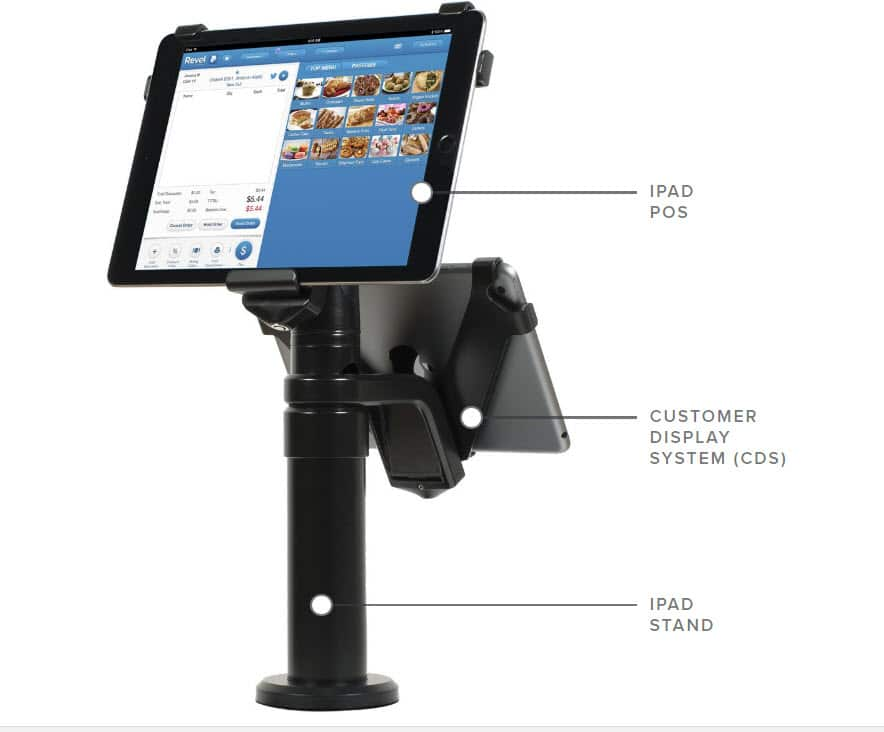 Revel Pos System Manual Revel Ipad Stand Position Pos